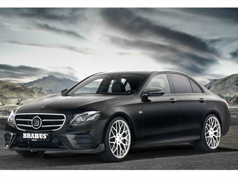 Mercedes-Benz Clase E por Brabus