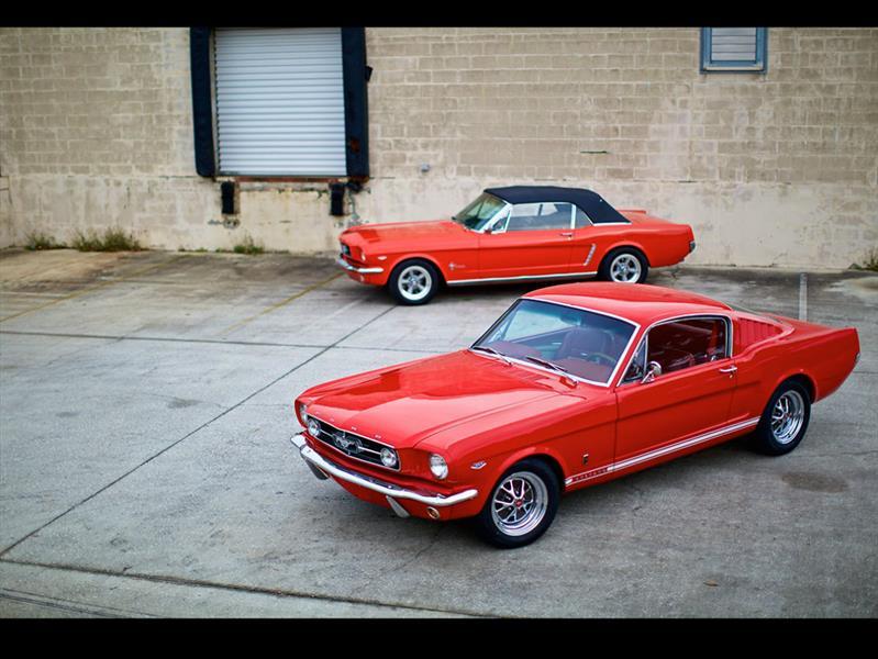 Mustang por Revology Cars