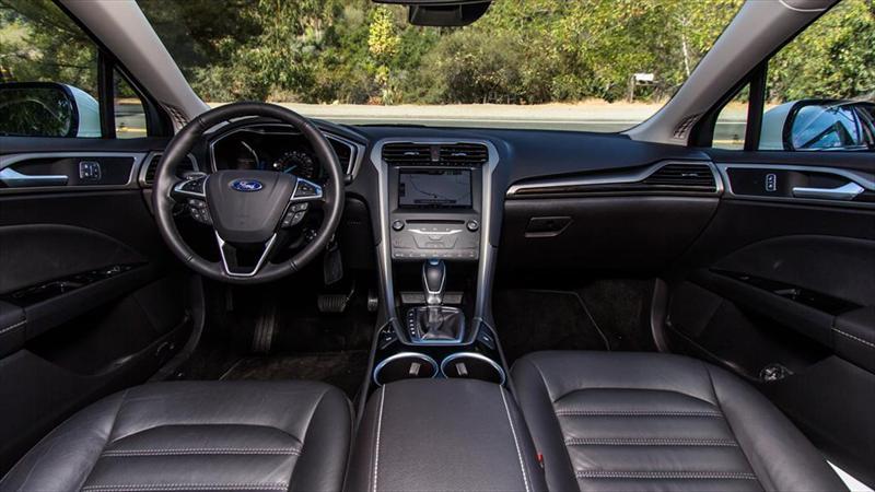 Ford Fusion 2013 desde California