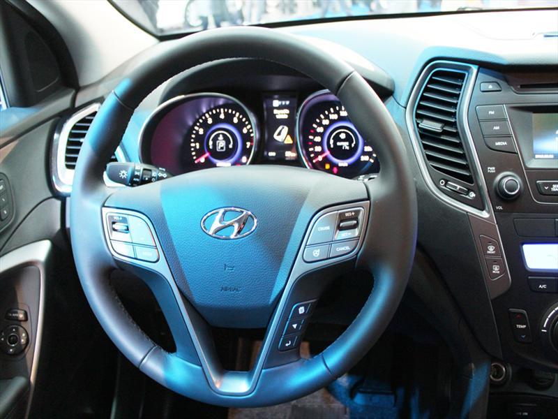 Nuevo Hyundai Santa Fe en el Salón del Automóvil