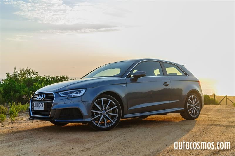 Test Drive: Audi A3 2017