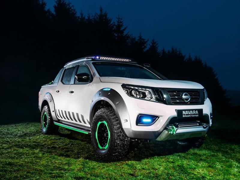 Nissan Pick Up NP300 Navara EnGuard Concept