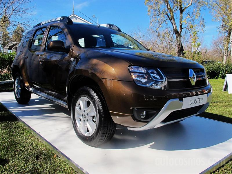 Nueva Renault Duster fase 2
