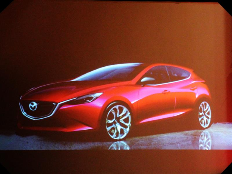 New Mazda3 2014 Lanzamiento en Chile