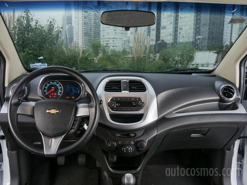 Chevrolet Beat Notchback 2018 A Prueba Autocosmos