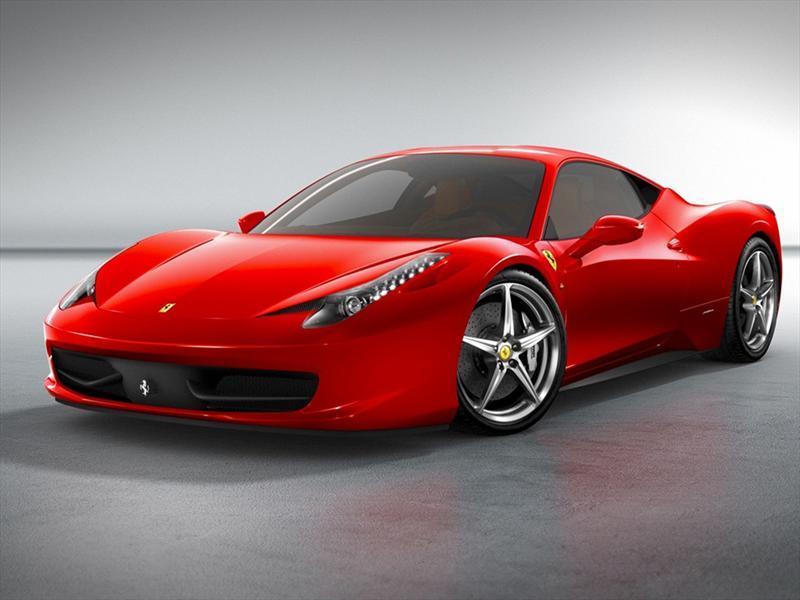 17. Ferrari 458 Italia