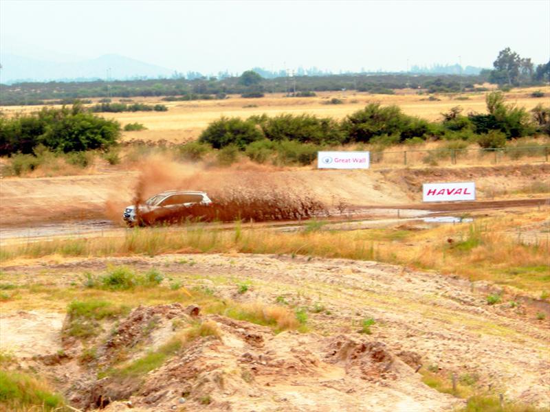 Great Wall Haval 6 Presentación en Chile