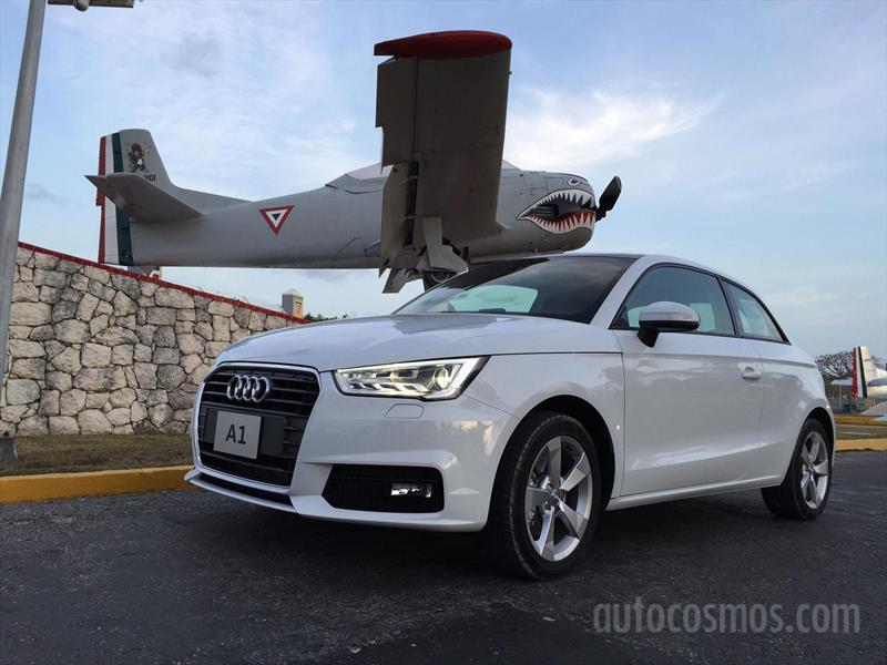 Audi A1 2016 contacto