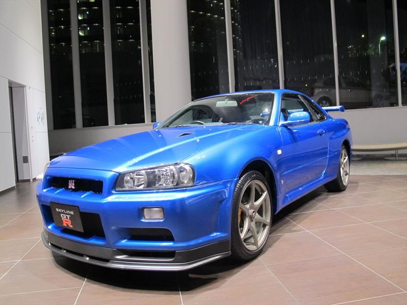 5° Nissan Skyline GT-R (R34) 1999-2002