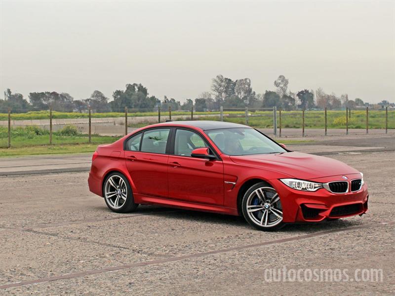 Prueba BMW M3 3,0 L 431 CV DKG 7 Velocidades 2015