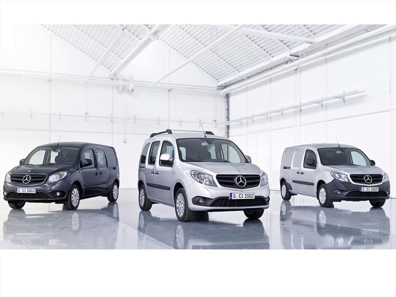 Mercedes-Benz Citan 2013
