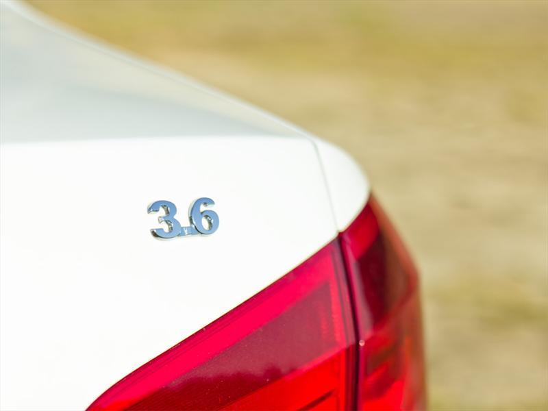 Volkswagen Nuevo Passat V6 2012