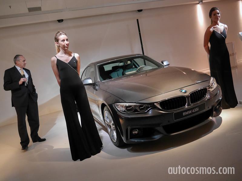 BMW Serie 4 Coupé - Presentación en Argentina