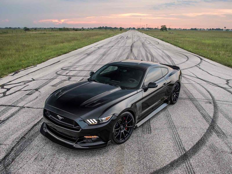 Ford Mustang Hennessey 25th Anniversary Edition