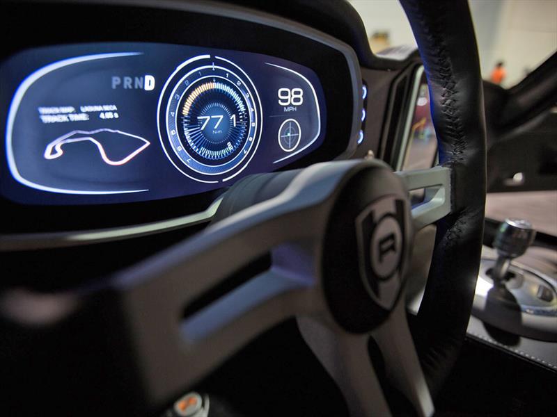 NVIDIA Tecnología de los autos del futuro