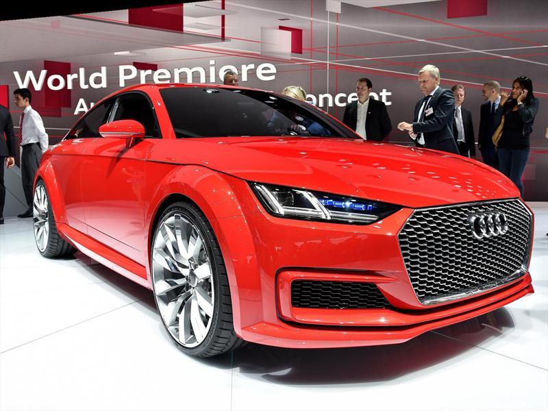 Audi TT Sportback Concept envivo