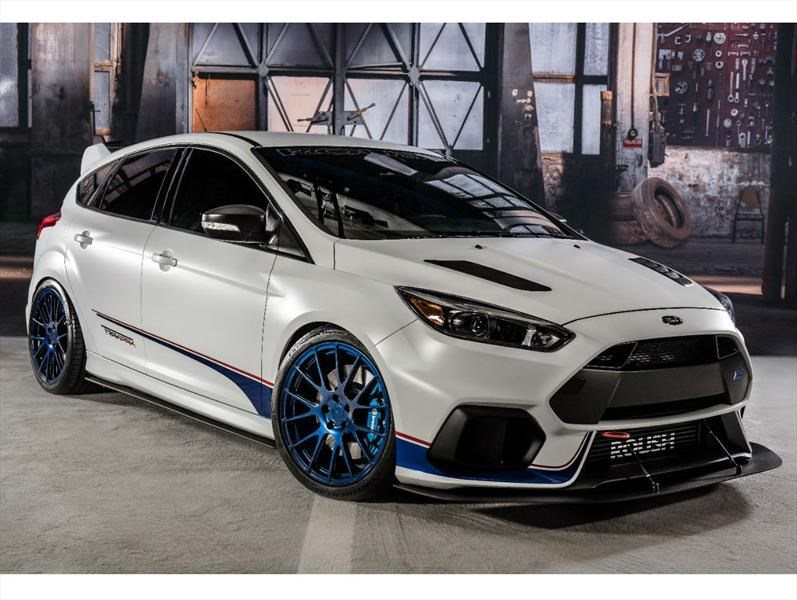 Ford Focus RS por Roush Performance