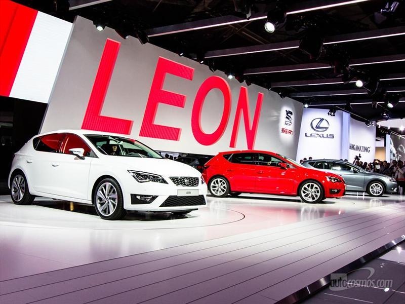 SEAT Leon 2013 en París