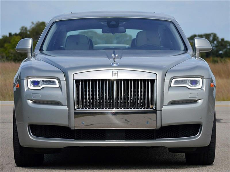 Rolls-Royce Ghost Serie ll Lanzamiento en Chile