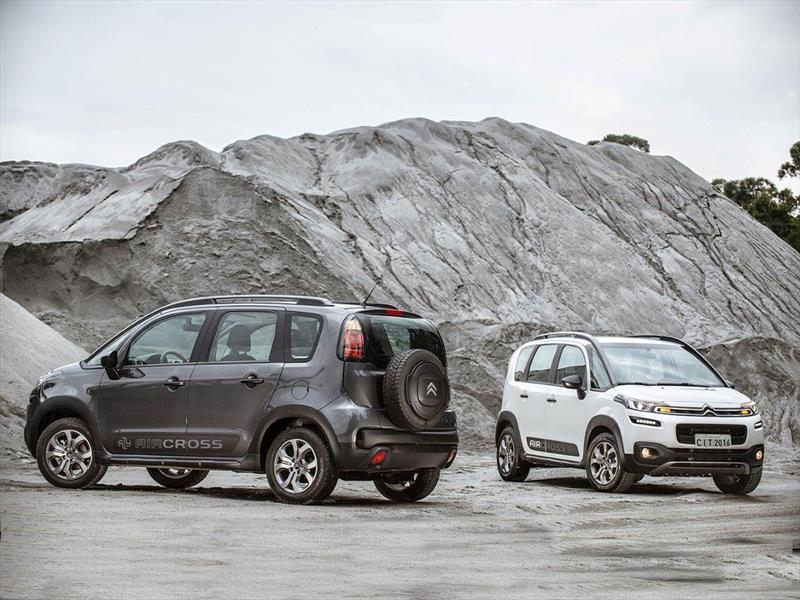 El Citroën C3 Aircross se renueva