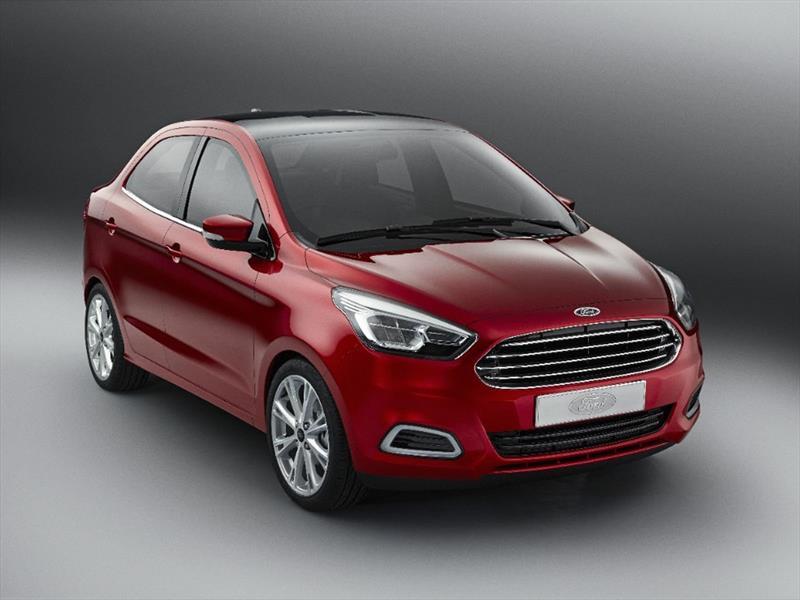 Ford Ikon sedán concept