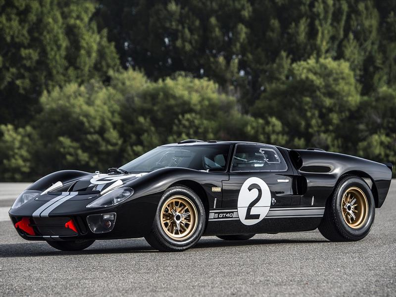 Ford GT40 MKII 50 Aniversario