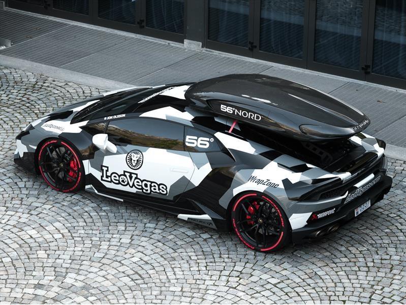 Lamborghini Huracán de Jon Olsson