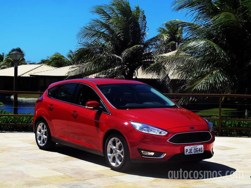 Lanzamiento nuevo Ford Focus