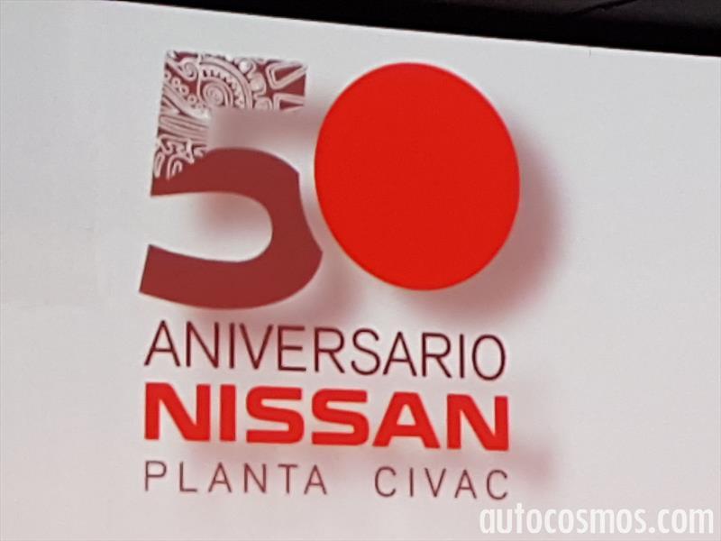 La planta de Nissan en CIVAC cumple 50 años