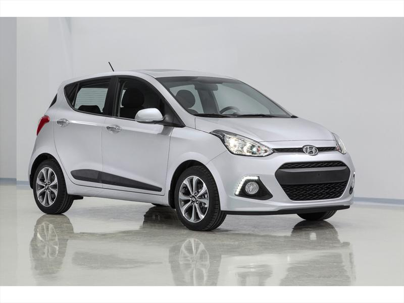 Salón de Frankfurt 2013 - Nuevo Hyundai i10 2014 se presenta ...