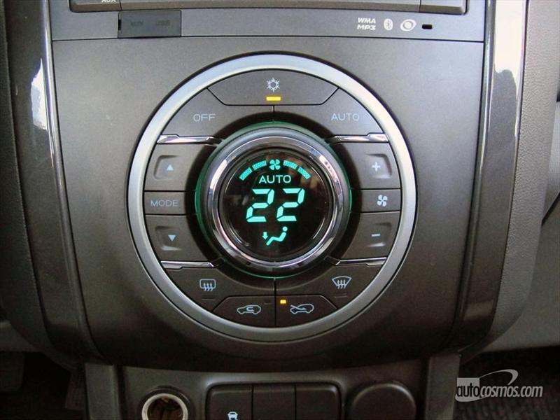 Chevrolet S10 a prueba
