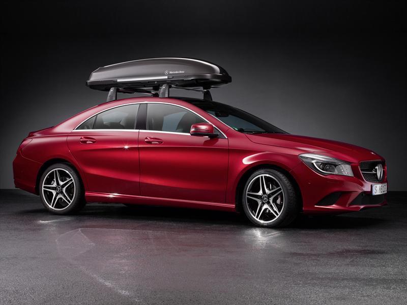 Accesorios para el Mercedes-Benz CLA 2013