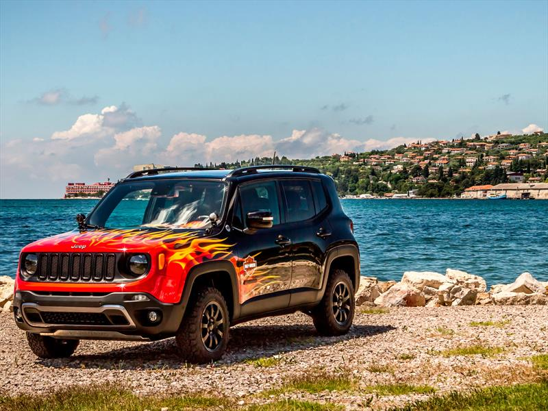 Jeep Renegade Hell's Revenge 2016