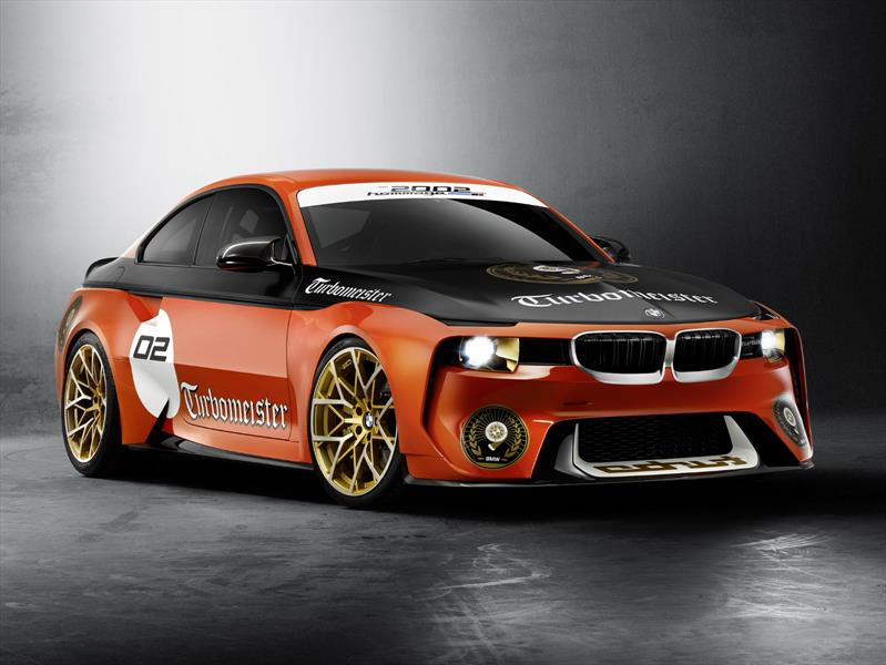 BMW 2002 Hommage en Pebble Beach 2016