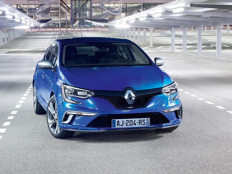 Nuevo Renault Mégane IV