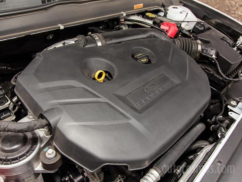 Ford Fusion Titanium 2013 a prueba