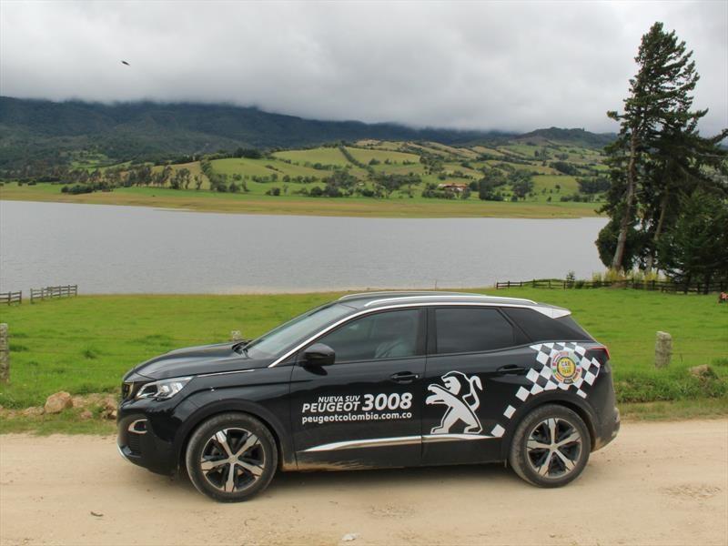 Test Drive Peugeot 3008