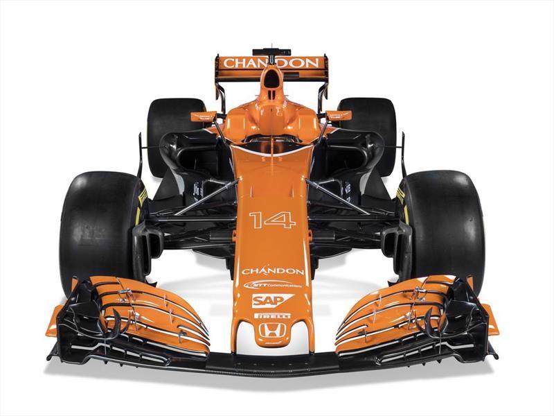 F1 2017: McLaren Honda MCL32