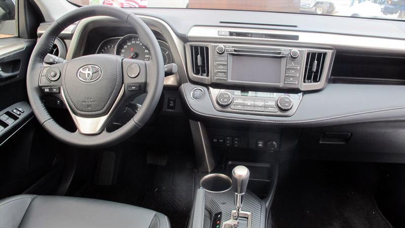 Toyota anticipa la nueva RAV4 en Expoagro 2013