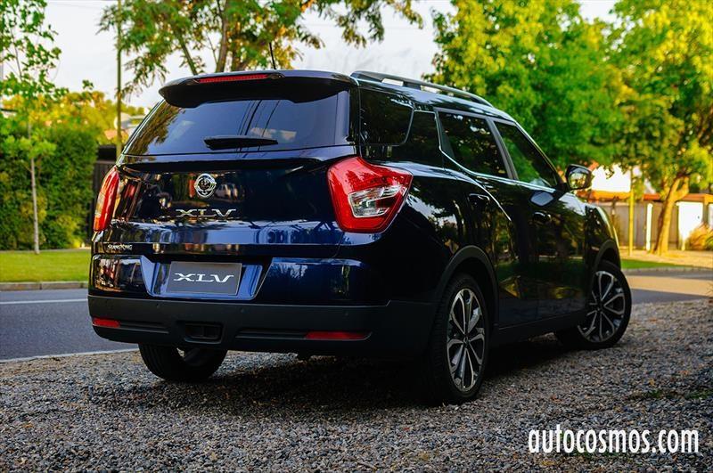 Test Drive: SsangYong XLV 2017