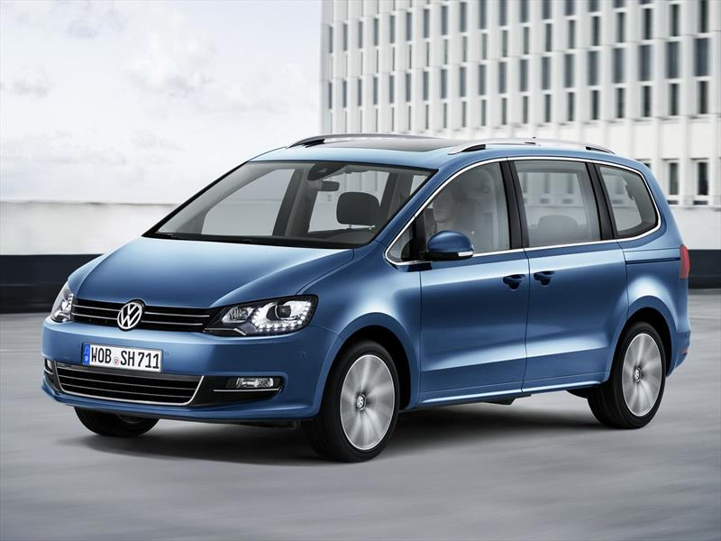 Nueva Volkswagen Sharan