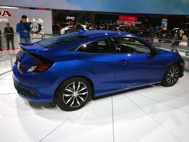 Nuevo Honda Civic Coupé