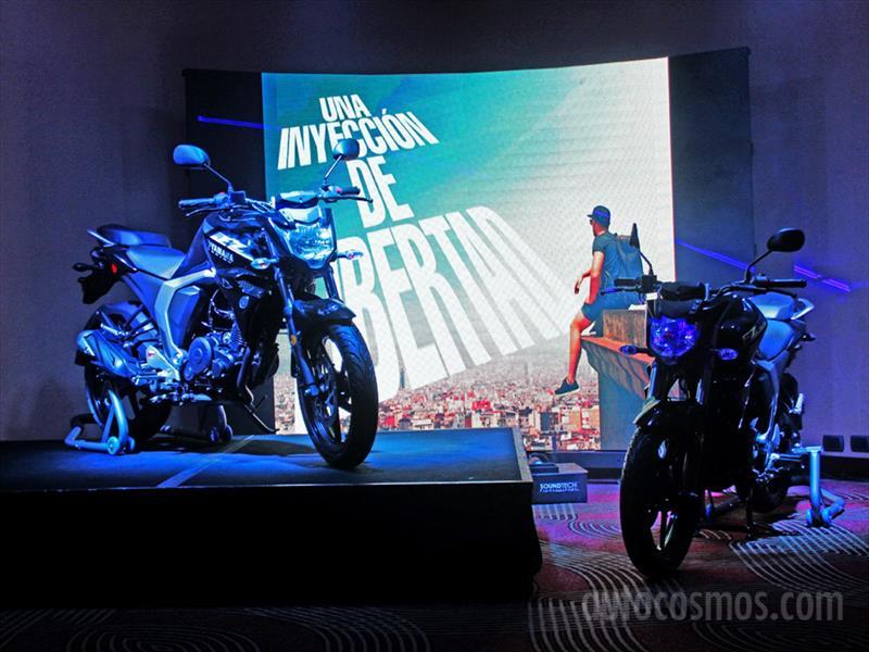 Yamaha FZ 2.0 2015 y la YZF-R3 Estreno en Chile