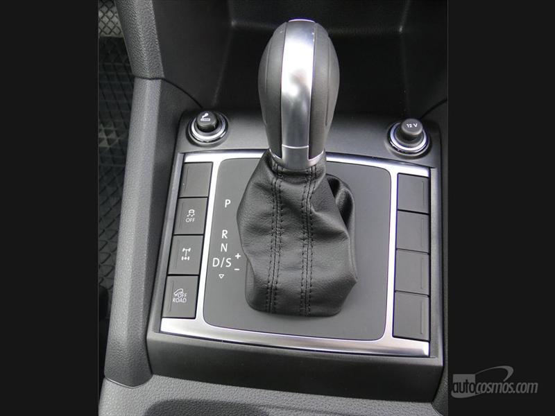 Volkswagen Amarok 4x4 2.0 TDi a prueba