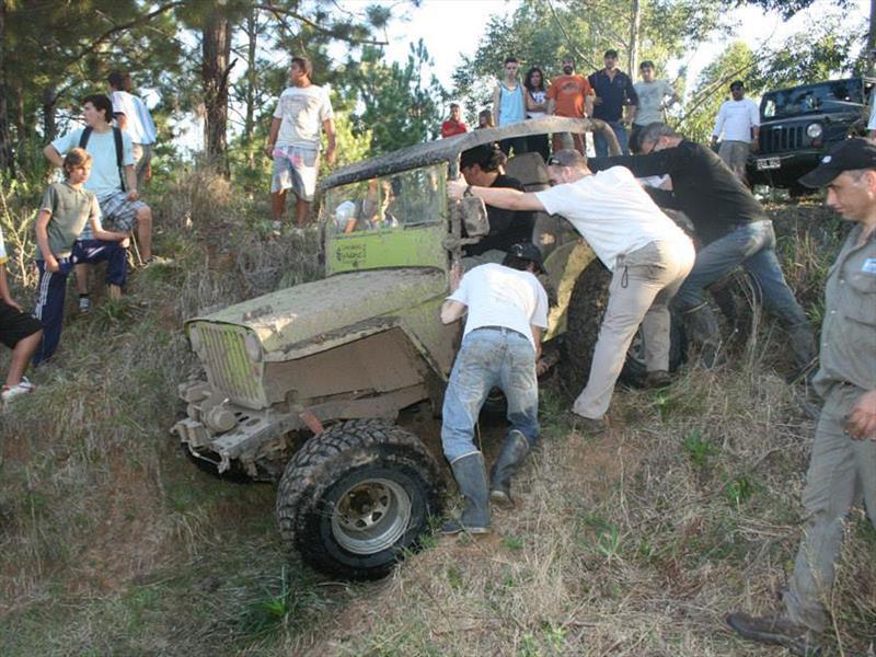 Travesía Jeep Club Argentina Concordia 2014