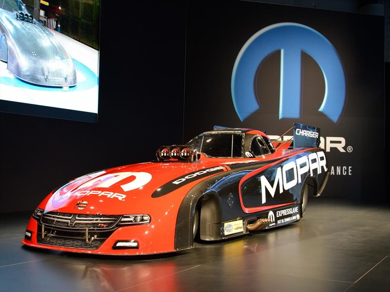 Dodge Charger RT Funny Car 2015 Mopar