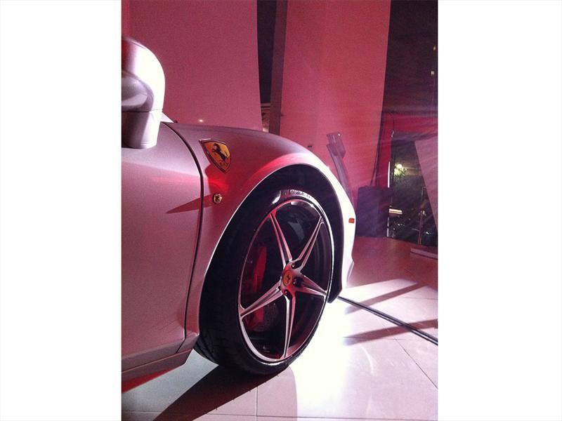 Ferrari 458 Spider en México