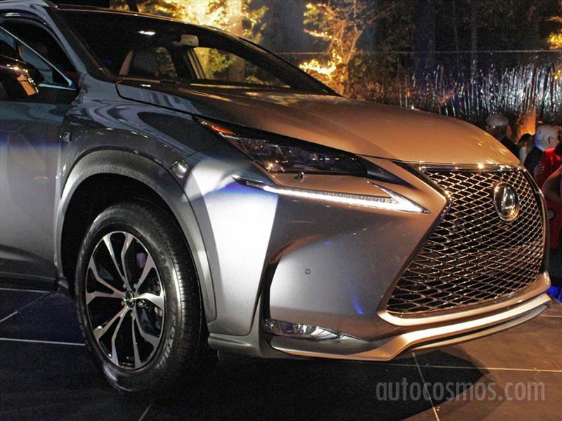 Lexus NX 2015 Estreno oficial en Chile