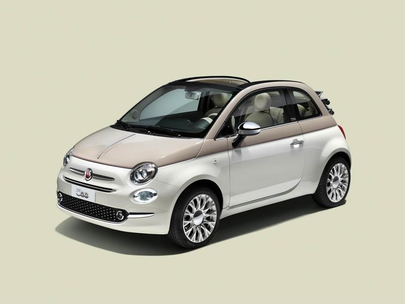 Fiat 500 Sessantesimo 2017
