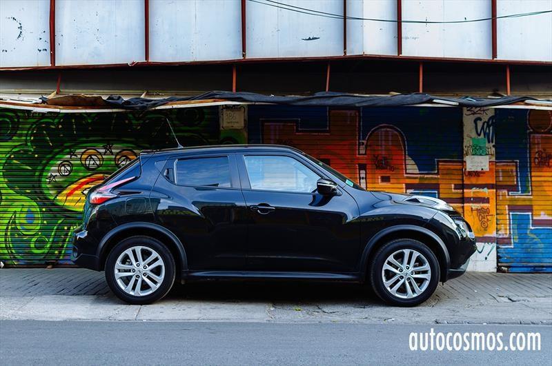 Test Drive: Nissan Juke 2017